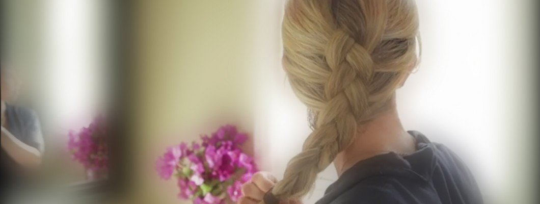 How to Do Dutch Braid Style