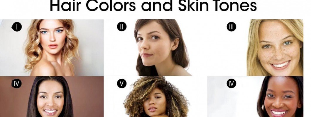 Pick a Wig Suitable For Your Face and Skin Color