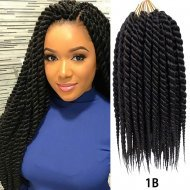 6 Packs 18 inch Havana Twist Jumbo Hair