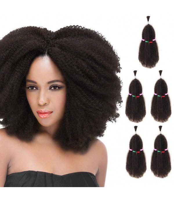 Afro Kinky Twist Hair | Kinky Curly Hair | Crochet...