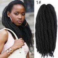18 Inch Marley Twists Braiding Hair