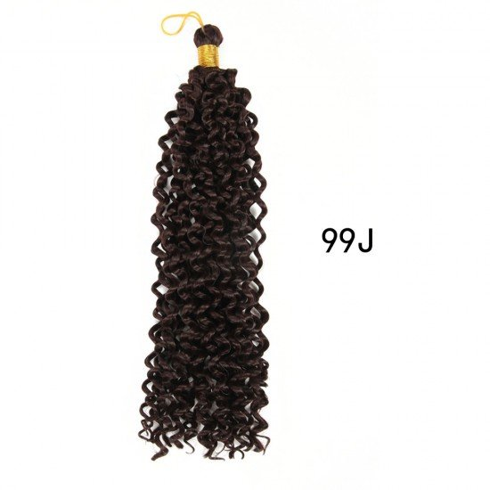 14 Inches Kinky Curly Braiding Hair