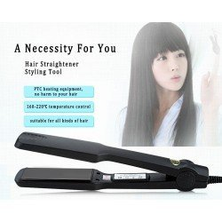 Heating Plate Hair Straightener Styling Tools