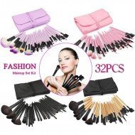 32pcs Pro Makeup Brush Set Professional