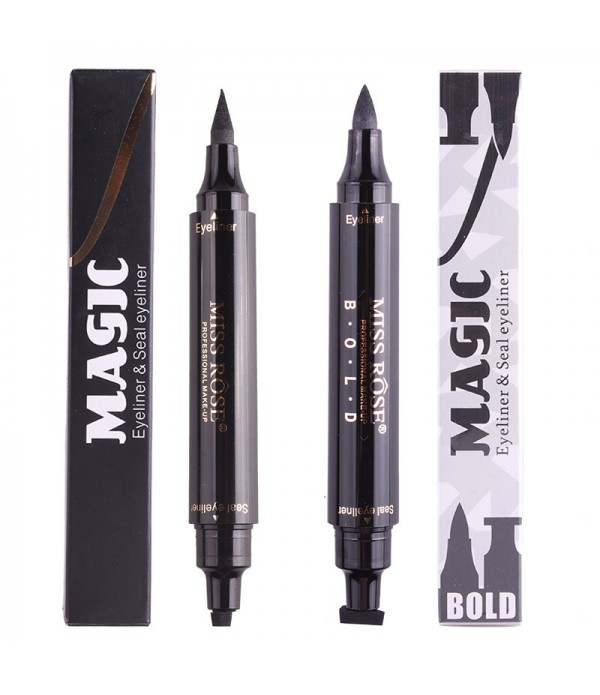 Winged Eyeliner Stamp Waterproof Makeup Cosmetic E...