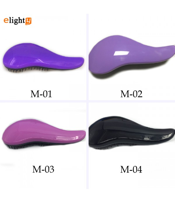 3pcs/lot Magic Handle Comb Anti-static Hair Brush Tangle Detangle Salon Styling Tamer Tool Hot Selling
