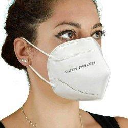 KN95 Particulate Respirator Dust Anti Pollution Face Masks (10pcs)