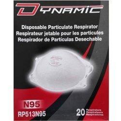 N95 Disposable Respirator Face Protection