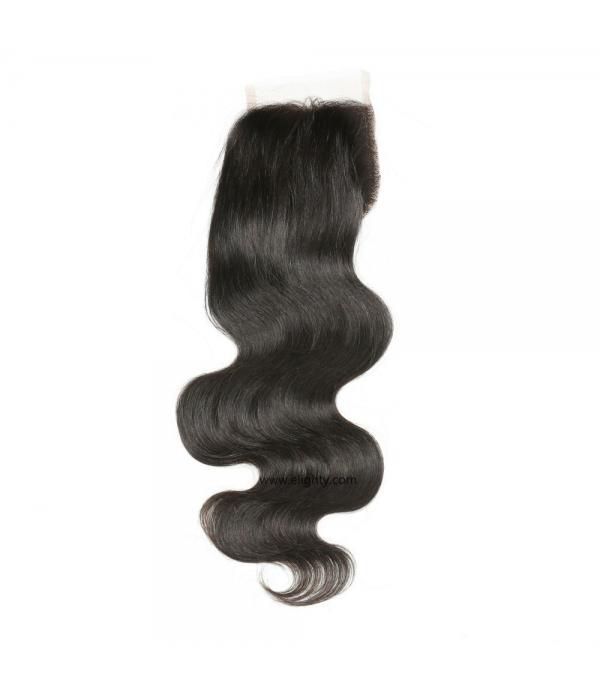"8""~20"" Brazilian Lace Closure 4x4 Free P..."