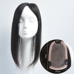 Clip in Free Part Remy Hair 10x15cm