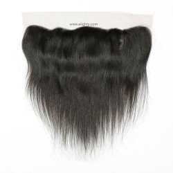 13x4 Full Lace Frontal Closure Free Part