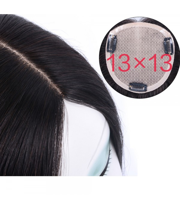 100% Real Human Hair Extension Remy Hair Extension...
