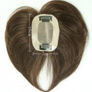 7x10cm Clip in Free Part Lace Closure