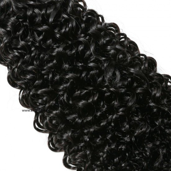 3 Bundles Brazilian Virgin Curly Hair