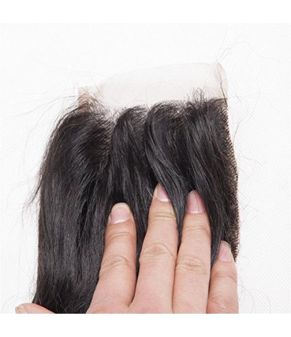 4 Bundles loose wave hair, 100 human virgin hair bundles Natural Color