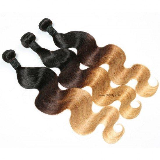 3 Bundles Ombre Body Wave Hair