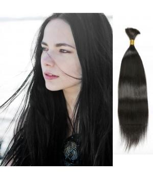 Grade 8A Brazilian Straight Hair 100 Unprocessed Virgin human Bulk Hair 3 Bundles