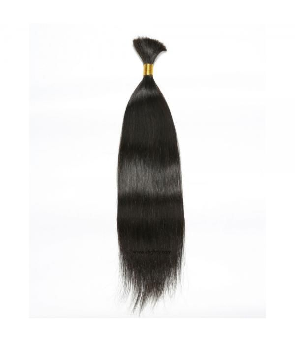 Grade 8A Brazilian Straight Hair 100 Unprocessed Virgin human Bulk Hair 3 Bundles