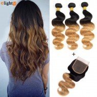 3 Bundle peruvian hair Extensions Body Wave