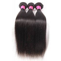 8A brazilian straight hair Extensions