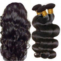 3 Bundles Virgin Human Hair Weave