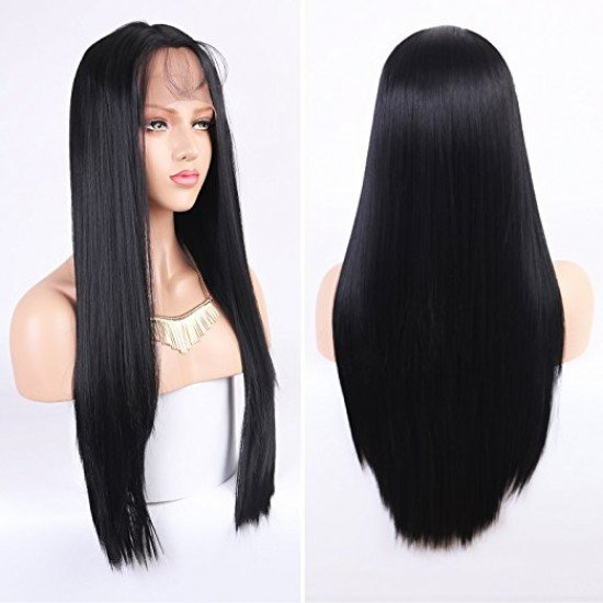 22inch Synthetic Lace Front Wigs