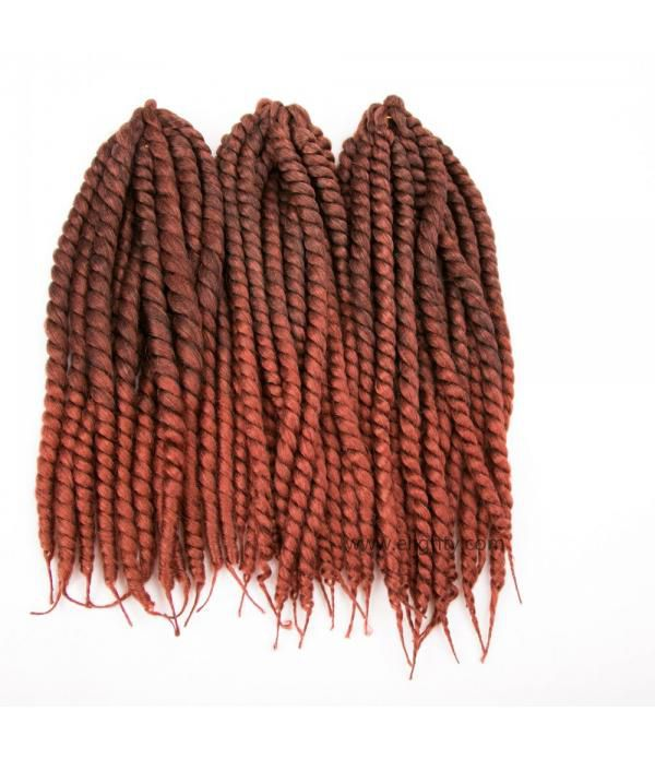 Braids Crochet Hair Small Synthetic Hair Extension...