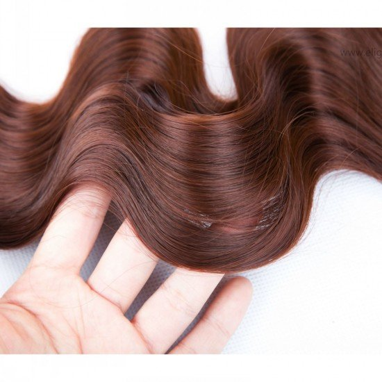 3 Bundles Body Wave Synthetic Hair Extensions