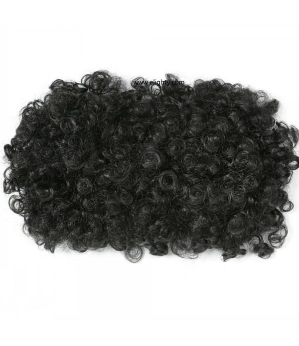 Hairpiece Hair Rubber Pretty Girls Curly Messy Bun Hair Twirl Piece Scrunchie Wigs Extensions