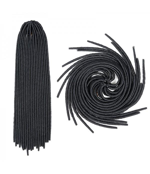 20 inch 5 packs/lot Crochet Braids Faux locs Crochet Afro Kinky Synthetic Kanekalon Braiding Hair