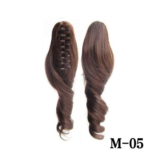 16 Inches Clip In Claw Ponytail extensions