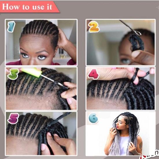 6 packs Jumbo Box Braids Senegalese Twist Hair