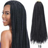 6 packs Senegalese Twist Crochet Box Braids Hair