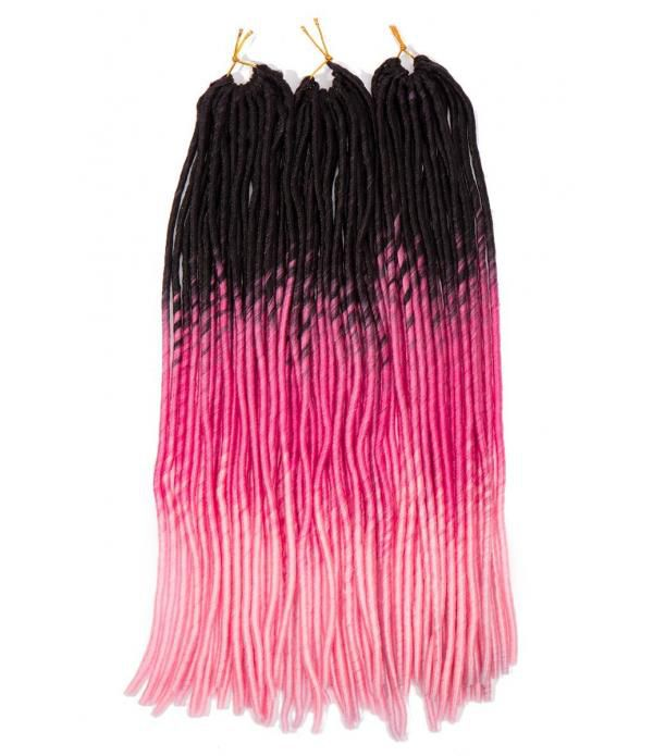 "3packs/lot Many Colors 24"" Braids Synthetic F..."