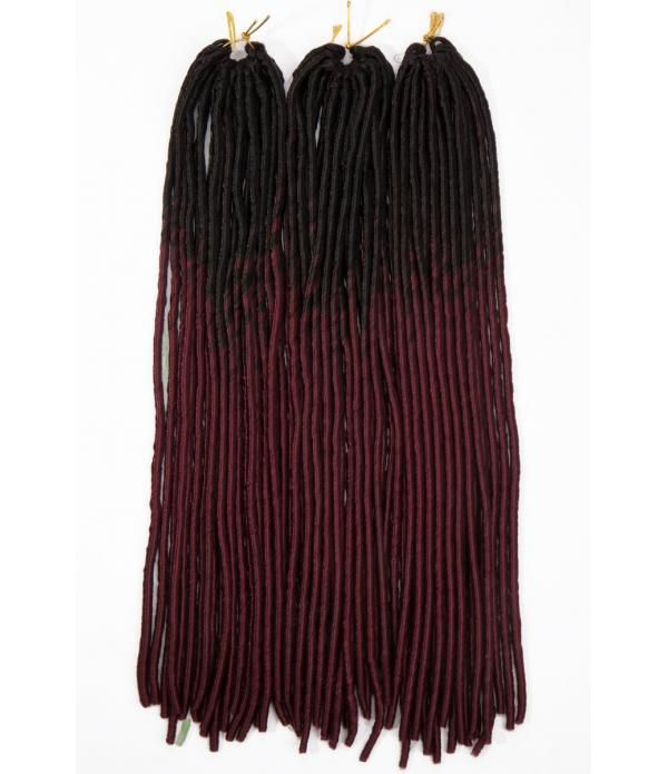 3 packs/lot African Hair Braiding Kanekalon Fiber ...