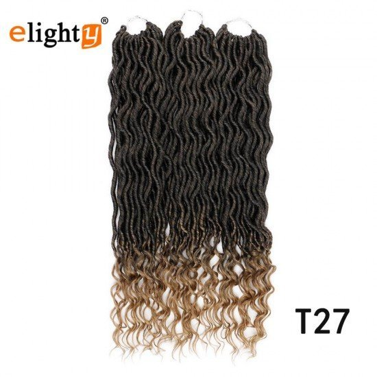 18 Inches faux locs crochet Hair
