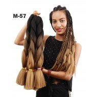 24 Inches Xpression Ombre Braiding Hair