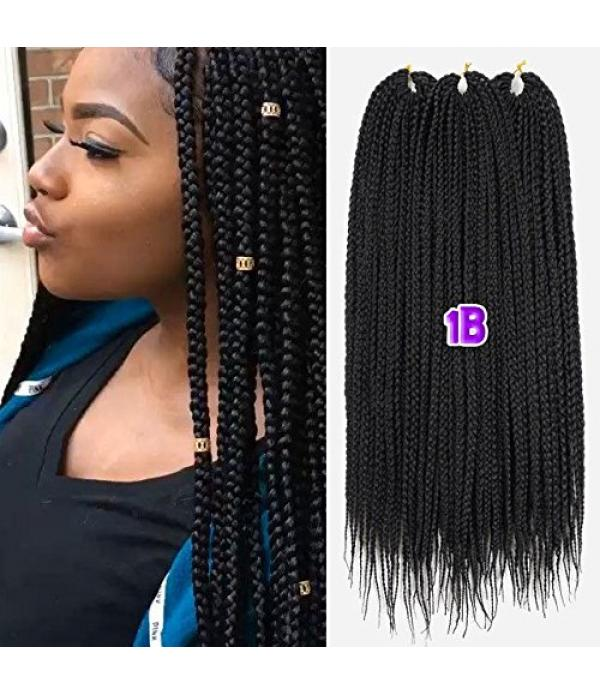 Jumbo Box Braids | Kanekalon Braiding Hair | Godd...