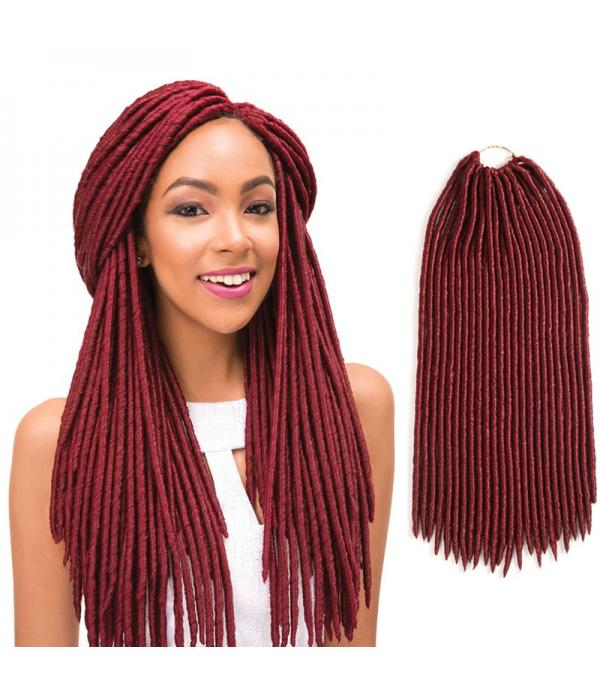 Faux Locs Crochet Hair | Crochet Box Braids | Hava...