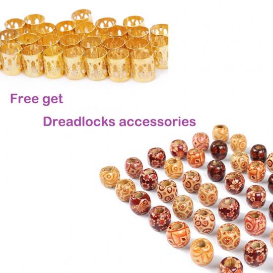 Dreadlock Extensions For Men Crochet Hair