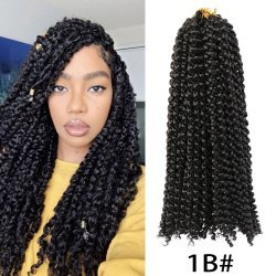 18 Inches Passion Twists Hair