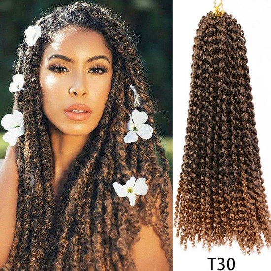 6 packs Passion Twist Crochet Hair