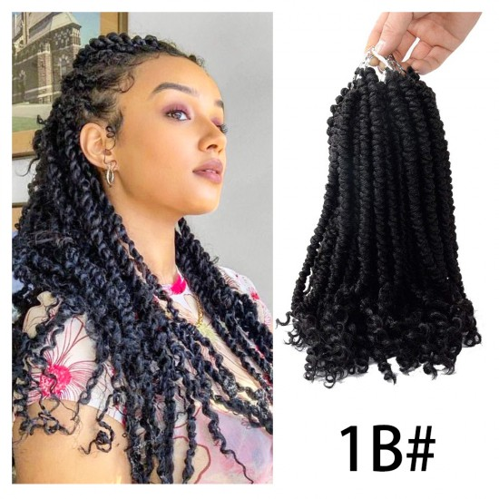 6 packs Spring crochet senegalese twist hair