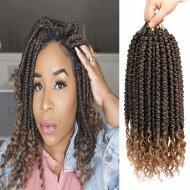 12 Inch Spring senegalese twist crochet hair