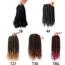 6 packs Spring crochet senegalese twist hair