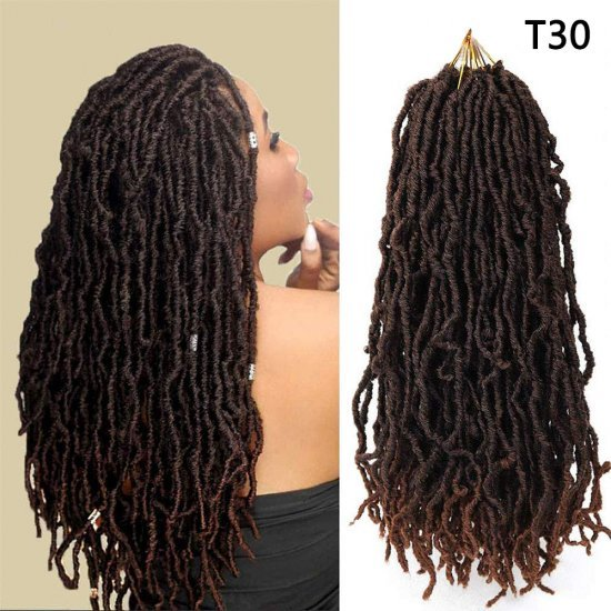 18 Inch Nu Locs Gypsy Hair