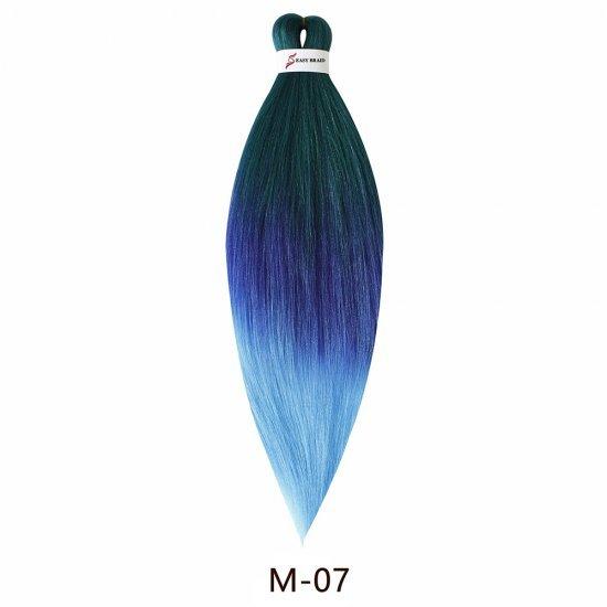 3 Tone Ombre Ez Braid Braiding Hair