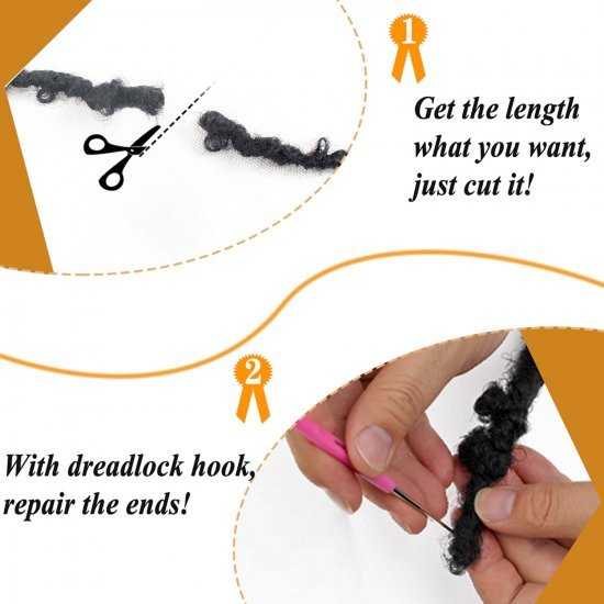 Butterfly Locs Crochet Hair