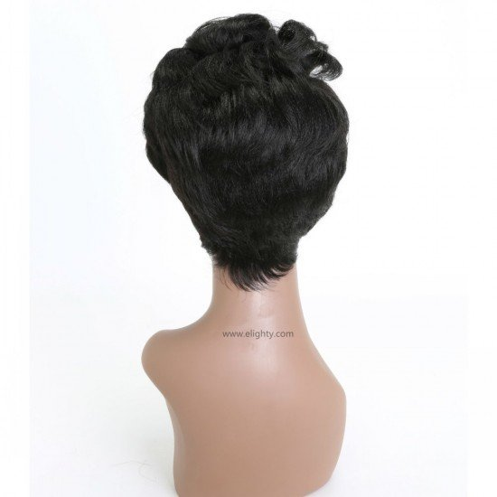 Fashionable Short Straight Wigs