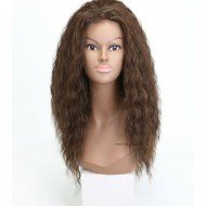FS4/30 Kinky Curly Long Synthetic Wigs